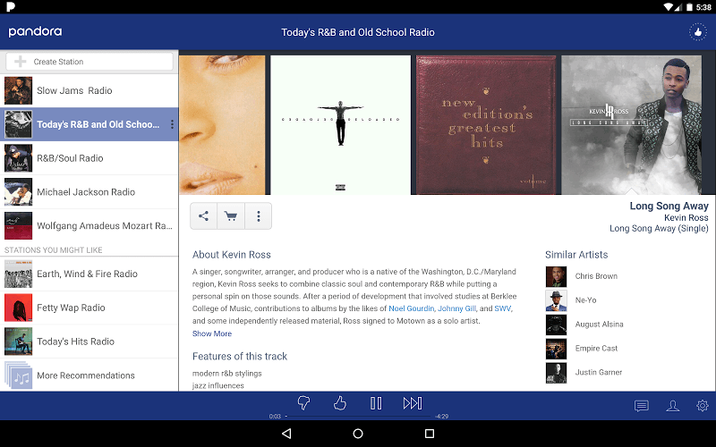 how to download pandora app