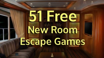 51 Free New Room Escape Games