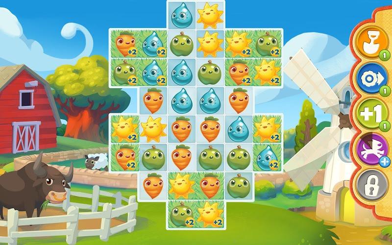 farm heroes saga game free  for pc