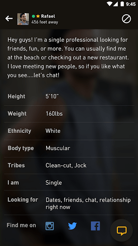 Download Grindr for PC/Grindr on PC - Andy - Android ...