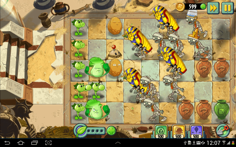 plants vs zombies 2 中文 版