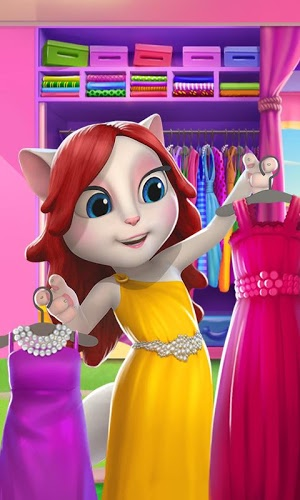 Play My Talking Angela On Pc And Mac With Bluestacks Android Emulator