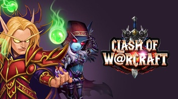Clash Of Warcraft