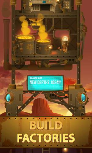 Deep town игра скачать