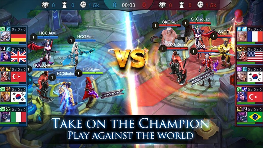 Play Mobile Legends Bang Bang On Pc And Mac With