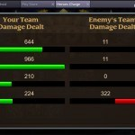 Heroes Charge - Battle Stats