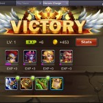 Heroes Charge - Victory