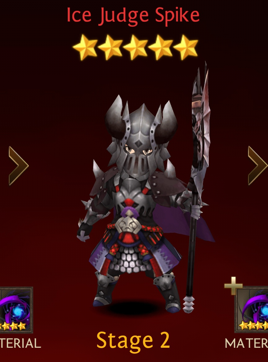Ultimate Seven Knights faction heroes list