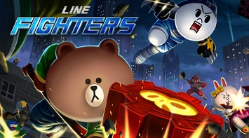 LINE FIGHTERS
