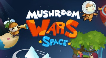 Mushroom Wars: Space!