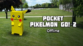 Pocket Pixelmon Go! 2 Offline