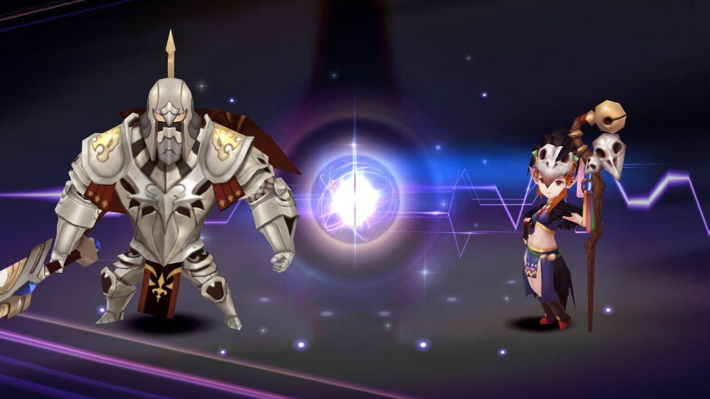 Seven Knights - Fusion Creates Random Hero Upgrade