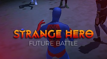 Strange Hero: Future Battle