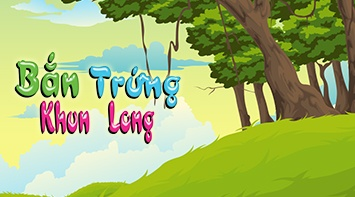 Bắn Trứng Khủng Long