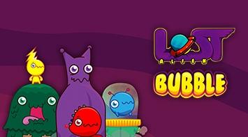 Lost Alien Bubble