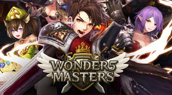 Wonder 5 Masters