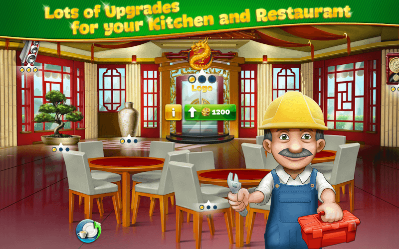 Cooking Fever on PC and Mac with BlueStacks Android Emulator