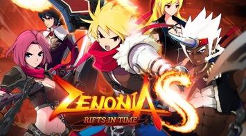 ZENONIA S: รอยแยกแห่งกาลเวลา