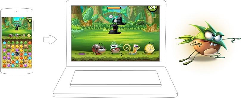 Новые игры для андроид и iOS – Adventures of …