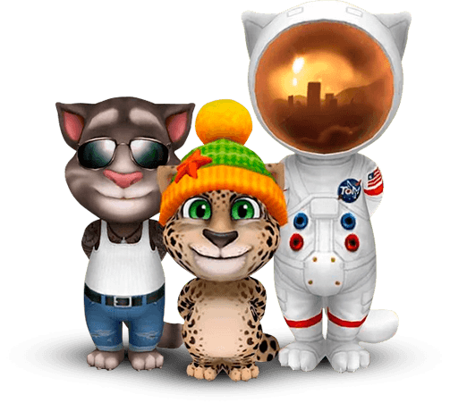 talking tom spielen