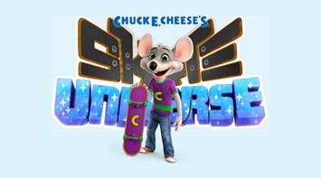 Chuck E 's Skate Universe