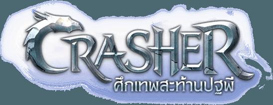 Crasher-ศึกเทพสะท้านปฐพี on pc