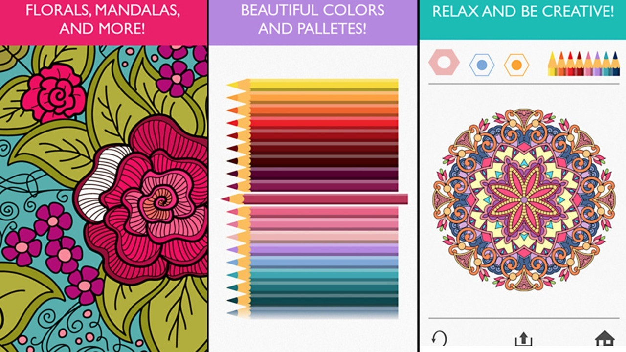 App Review Colorfy