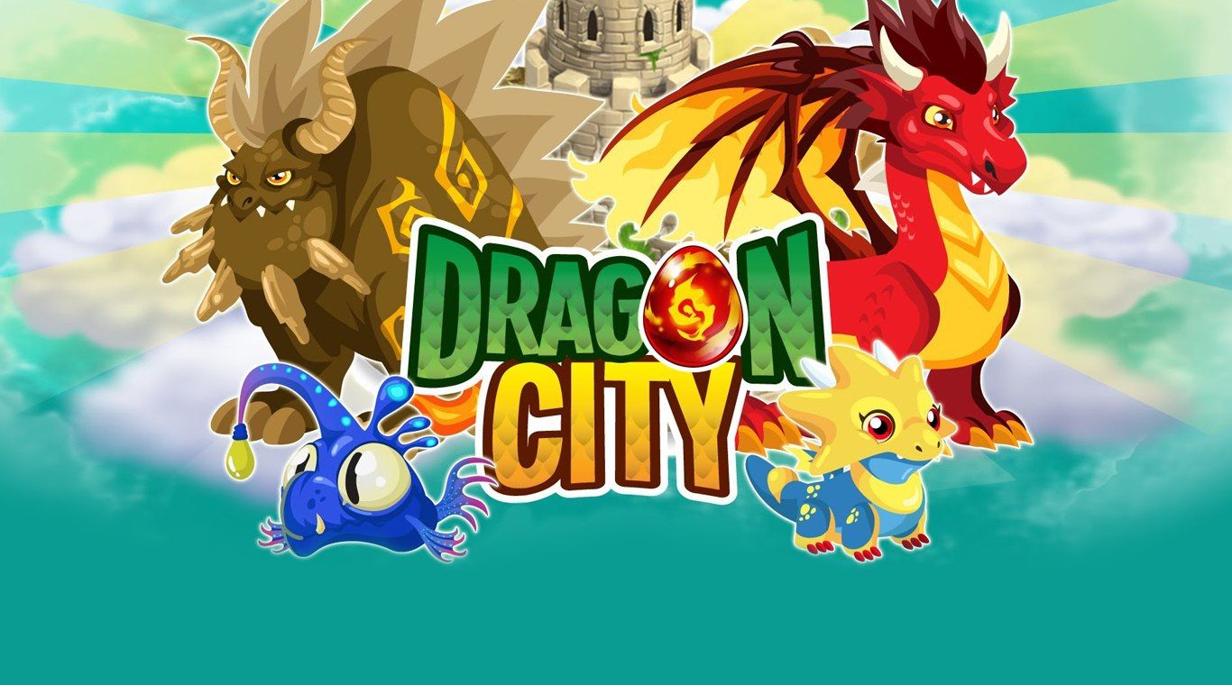 dragon city spiele