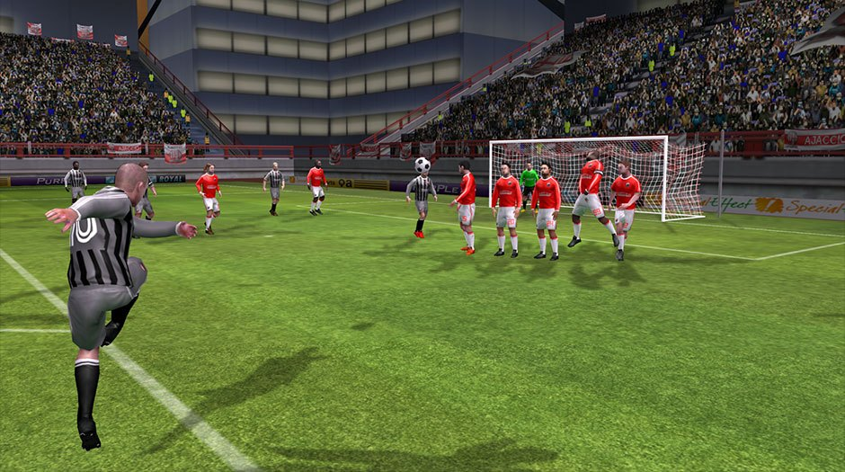 Dream league soccer pc mac