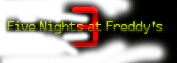 Five Nights at Freddy's 3 on pc
