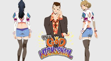 God of High School