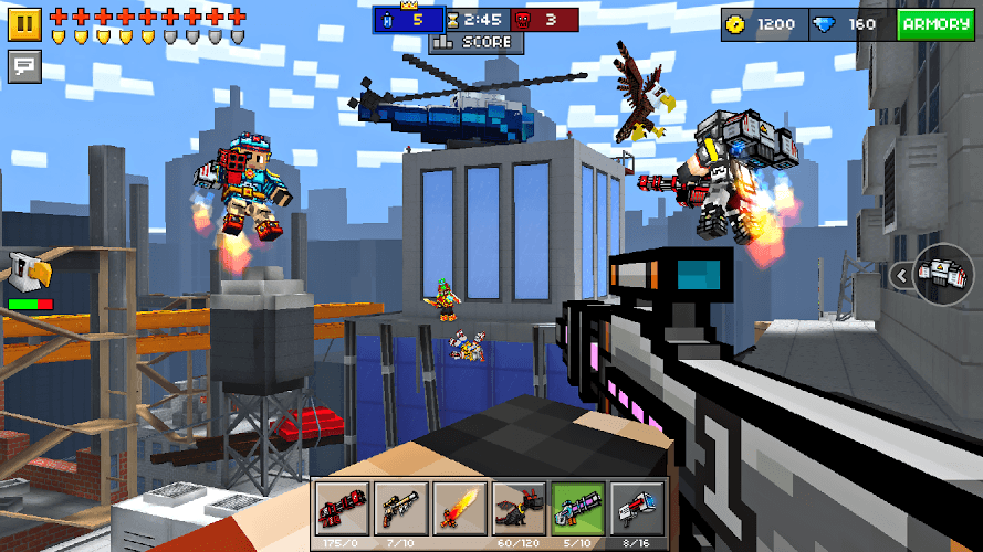 Play Pixel Gun 3D on PC and Mac with Bluestacks Android ...