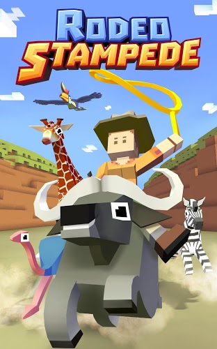 Play Rodeo Stampede Sky Zoo Safari On Pc And Mac With