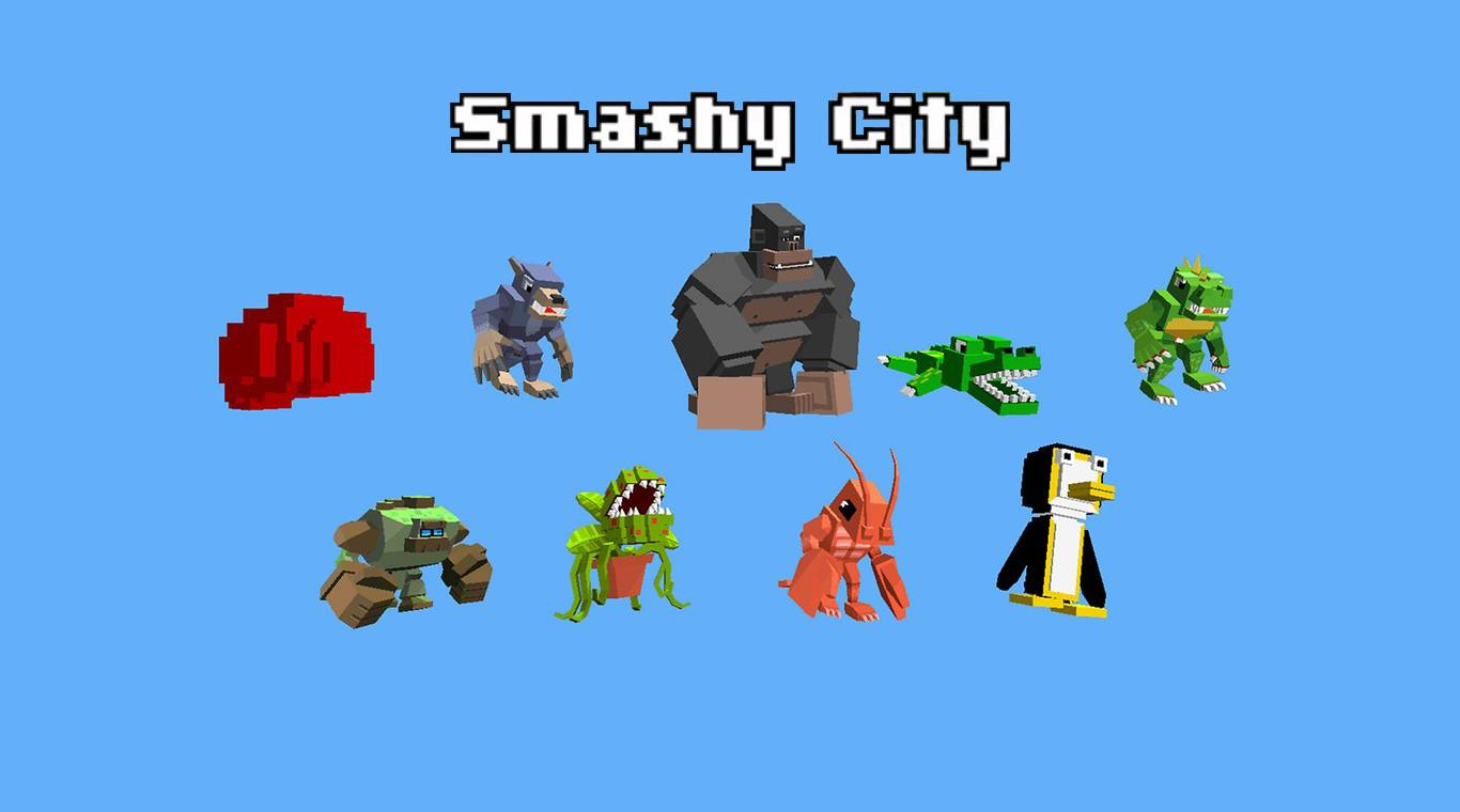 Play Smashy City On Pc And Mac With Bluestacks Android
