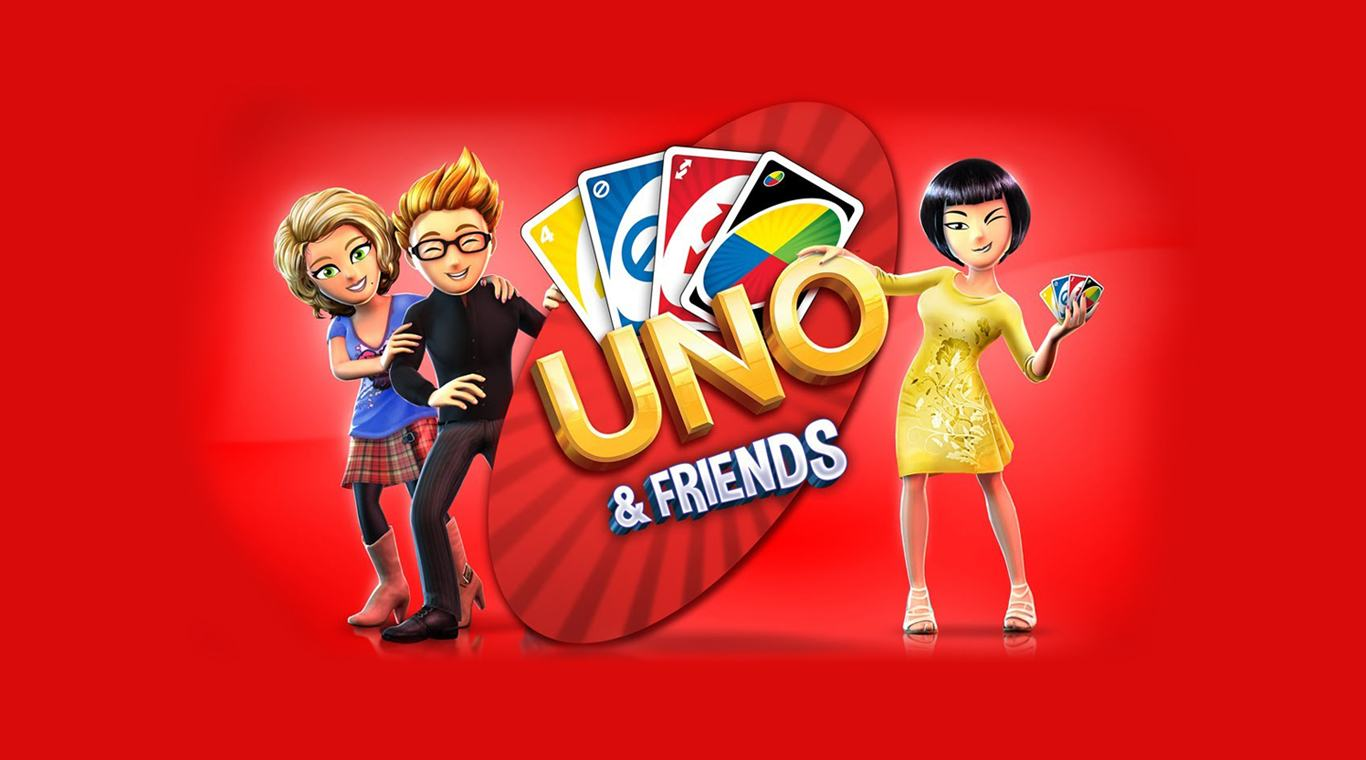 Uno And Friends Pc