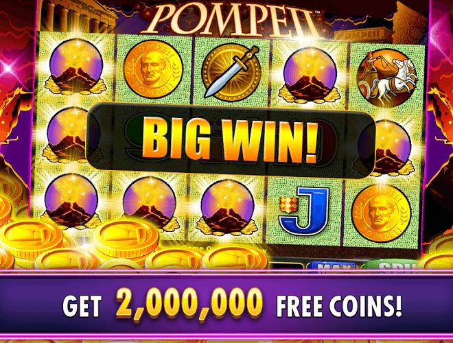 Free casino cash bonus