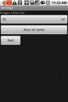 Sexy Viewer Image Cache Settings