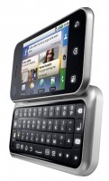 Motorola Backflip Side
