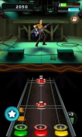 Guitar Hero 5 for Android in Game Play 1