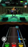 Guitar Hero 5 for Android in Game Play 2