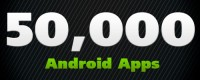 Google: Android Market Now has More than 50,000 Android Apps