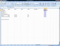 ProOnGo Expense Export to Microsoft Excel