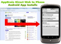 AppBrain Now Allows Direct Web to Phone Android App Installs via Fast Web Install Extension