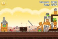 Angry Birds in Game Play 3