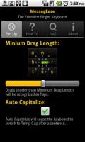 MessagEase Keyboard Setup