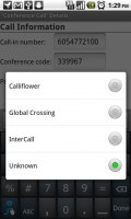 InstantMeeting Conference Call Providers