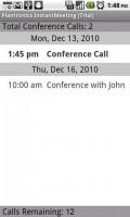 InstantMeeting Total Calls