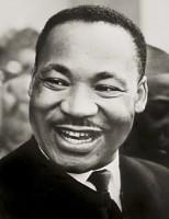 Rev Dr Martin Luther King Jr.