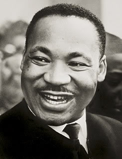 Rev Dr Martin Luther King Jr.