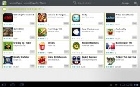 Android Apps for Android Tablets